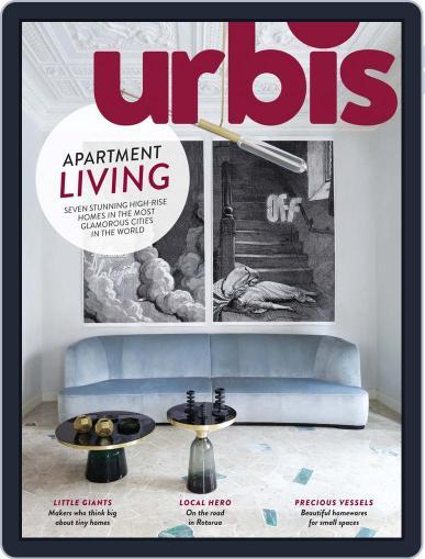 Urbis (Digital) April 1st, 2015 Issue Cover