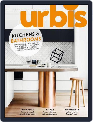 Urbis (Digital) October 5th, 2015 Issue Cover