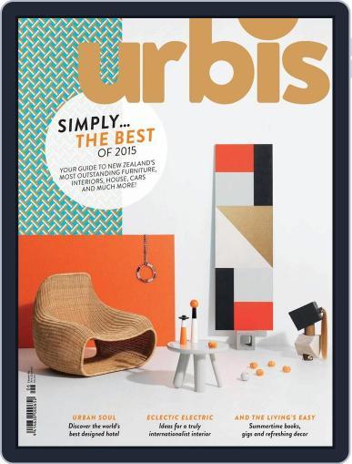 Urbis (Digital) December 16th, 2015 Issue Cover