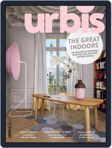 Urbis (Digital) February 16th, 2016 Issue Cover