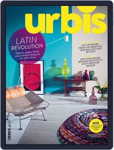 Urbis (Digital) April 7th, 2016 Issue Cover