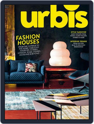 Urbis (Digital) August 7th, 2016 Issue Cover