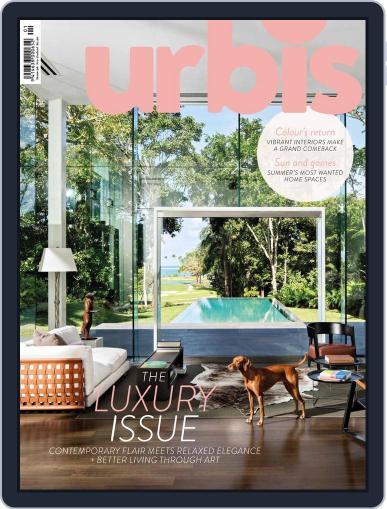 Urbis (Digital) February 1st, 2017 Issue Cover