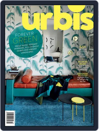 Urbis (Digital) May 26th, 2017 Issue Cover