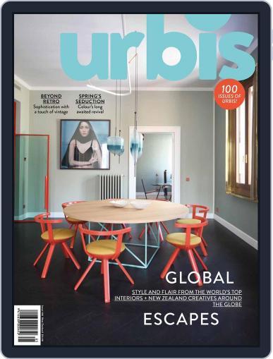 Urbis (Digital) September 29th, 2017 Issue Cover