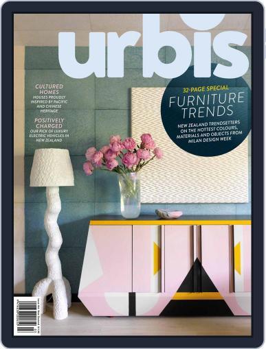 Urbis (Digital) June 1st, 2018 Issue Cover