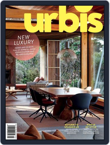 Urbis (Digital) February 1st, 2019 Issue Cover