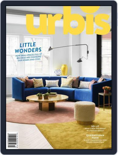 Urbis (Digital) June 1st, 2019 Issue Cover