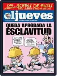 El Jueves (Digital) Subscription February 21st, 2012 Issue