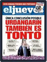 El Jueves (Digital) Subscription February 29th, 2012 Issue
