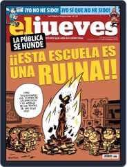 El Jueves (Digital) Subscription March 6th, 2012 Issue