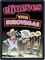 El Jueves (Digital) Subscription March 14th, 2012 Issue