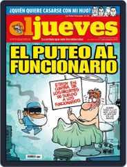 El Jueves (Digital) Subscription March 20th, 2012 Issue