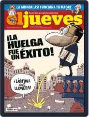 El Jueves (Digital) Subscription April 3rd, 2012 Issue