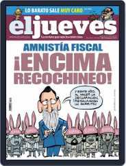 El Jueves (Digital) Subscription April 10th, 2012 Issue