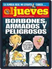 El Jueves (Digital) Subscription April 17th, 2012 Issue