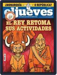 El Jueves (Digital) Subscription April 24th, 2012 Issue