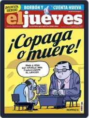 El Jueves (Digital) Subscription May 2nd, 2012 Issue