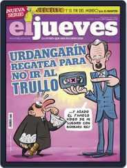 El Jueves (Digital) Subscription May 8th, 2012 Issue
