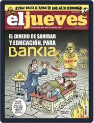 El Jueves (Digital) Subscription May 15th, 2012 Issue