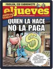 El Jueves (Digital) Subscription June 5th, 2012 Issue