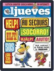 El Jueves (Digital) Subscription June 12th, 2012 Issue