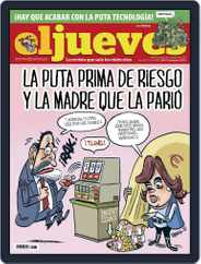 El Jueves (Digital) Subscription June 26th, 2012 Issue