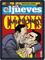 El Jueves (Digital) Subscription July 3rd, 2012 Issue
