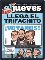 El Jueves (Digital) Subscription February 20th, 2019 Issue