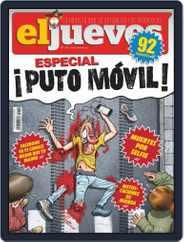 El Jueves (Digital) Subscription February 26th, 2019 Issue