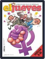 El Jueves (Digital) Subscription March 6th, 2019 Issue