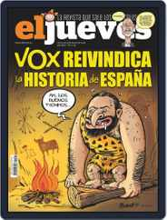 El Jueves (Digital) Subscription March 13th, 2019 Issue