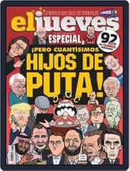 El Jueves (Digital) Subscription March 19th, 2019 Issue