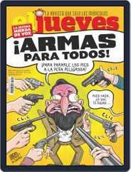 El Jueves (Digital) Subscription March 27th, 2019 Issue