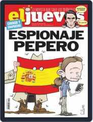 El Jueves (Digital) Subscription April 3rd, 2019 Issue