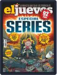 El Jueves (Digital) Subscription April 9th, 2019 Issue