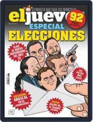 El Jueves (Digital) Subscription April 23rd, 2019 Issue