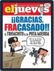 El Jueves (Digital) Subscription April 30th, 2019 Issue
