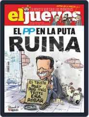 El Jueves (Digital) Subscription May 8th, 2019 Issue