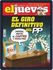El Jueves (Digital) Subscription May 15th, 2019 Issue