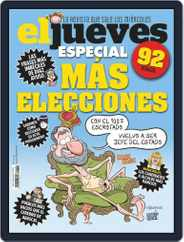 El Jueves (Digital) Subscription May 21st, 2019 Issue