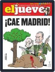 El Jueves (Digital) Subscription May 29th, 2019 Issue