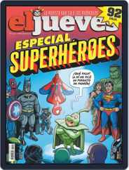 El Jueves (Digital) Subscription July 2nd, 2019 Issue
