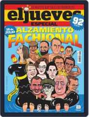 El Jueves (Digital) Subscription July 18th, 2019 Issue