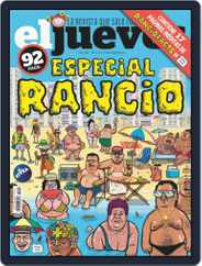 El Jueves (Digital) Subscription August 13th, 2019 Issue