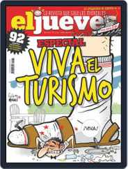 El Jueves (Digital) Subscription August 20th, 2019 Issue