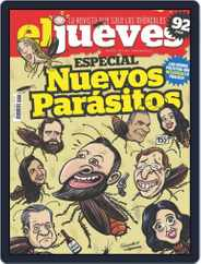 El Jueves (Digital) Subscription August 27th, 2019 Issue