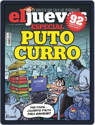 El Jueves (Digital) September 3rd, 2019 Issue Cover