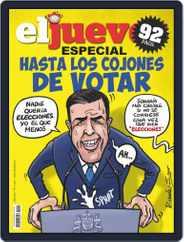 El Jueves (Digital) Subscription September 24th, 2019 Issue