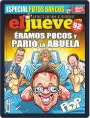 El Jueves (Digital) Subscription October 1st, 2019 Issue